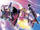 X-Force (Earth-616)/Gallery