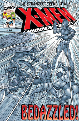 X-Men The Hidden Years Vol 1 14