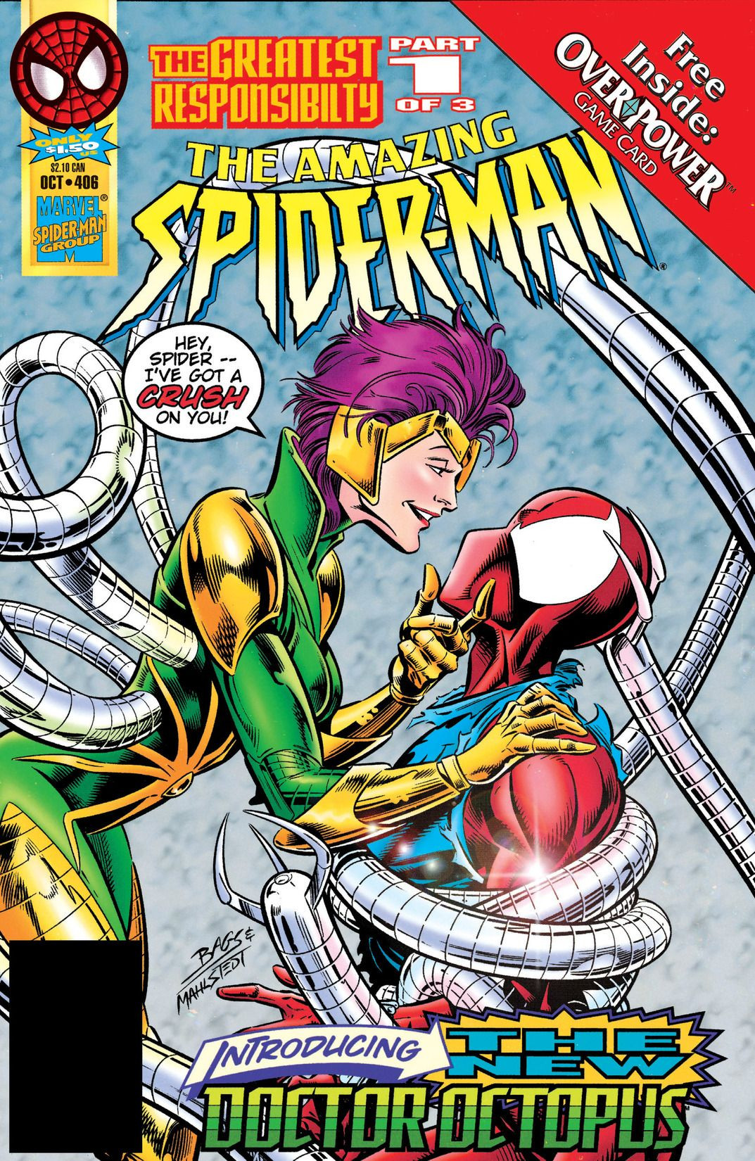 Amazing Spider-Man Vol 1 406