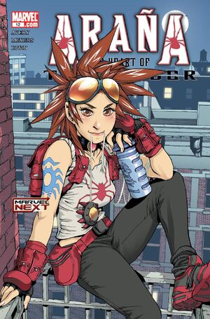 Araña The Heart of the Spider Vol 1 12