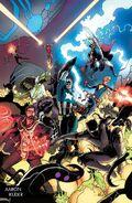 Avengers Vol 8 1 Young Guns Variant