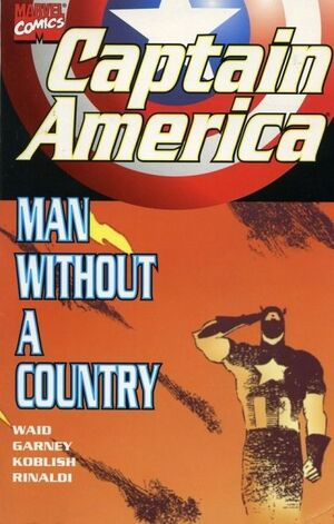 Captain America Man Without a Country TPB Vol 1 1
