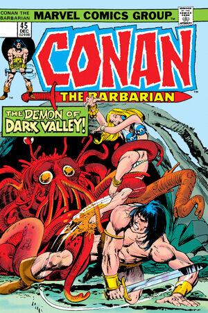 Conan the Barbarian Vol 1 45