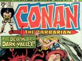 Conan the Barbarian Vol 1 45