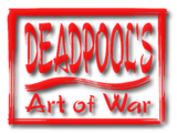 Deadpool's Art of War (2014) logo