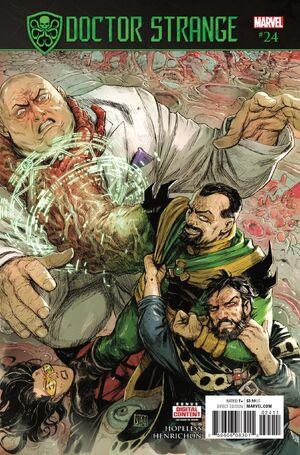 Doctor Strange Vol 4 24