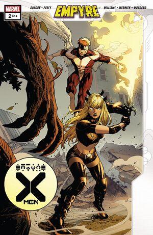 Empyre X-Men Vol 1 2