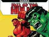 Fall of the Hulks: Gamma Vol 1 1