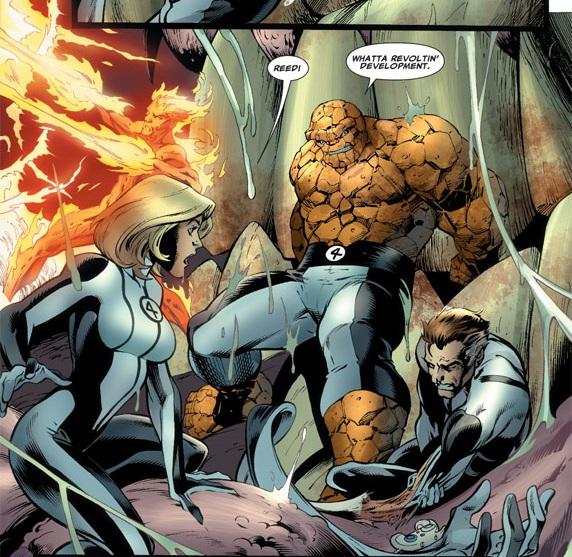 Reed Richards Earth 616 Marvel Database Fandom