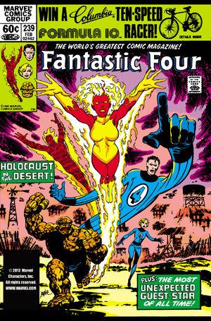Fantastic Four Vol 1 239