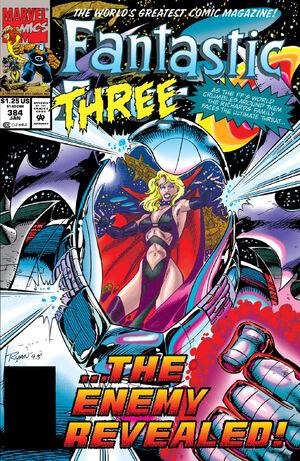 Fantastic Four Vol 1 384