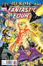 Fantastic Four Vol 1 580
