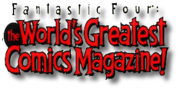 Fantastic Four World's Greatest Comics Magazine Vol 1 Logo