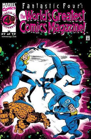 Fantastic Four World's Greatest Vol 1 7