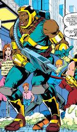 Flame (Plug-Uglies) (Earth-616) from Avengers Vol 1 366 0001