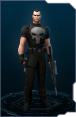 Frank Castle (Earth-TRN258) from Marvel Heroes (video game) 002