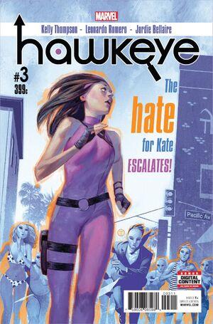 Hawkeye Vol 5 3