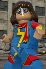 Kamala Khan (Earth-13122) from LEGO Marvel Super Heroes 001
