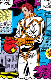 Lawrence Rambow (Earth-616) from Fantastic Four Vol 1 106