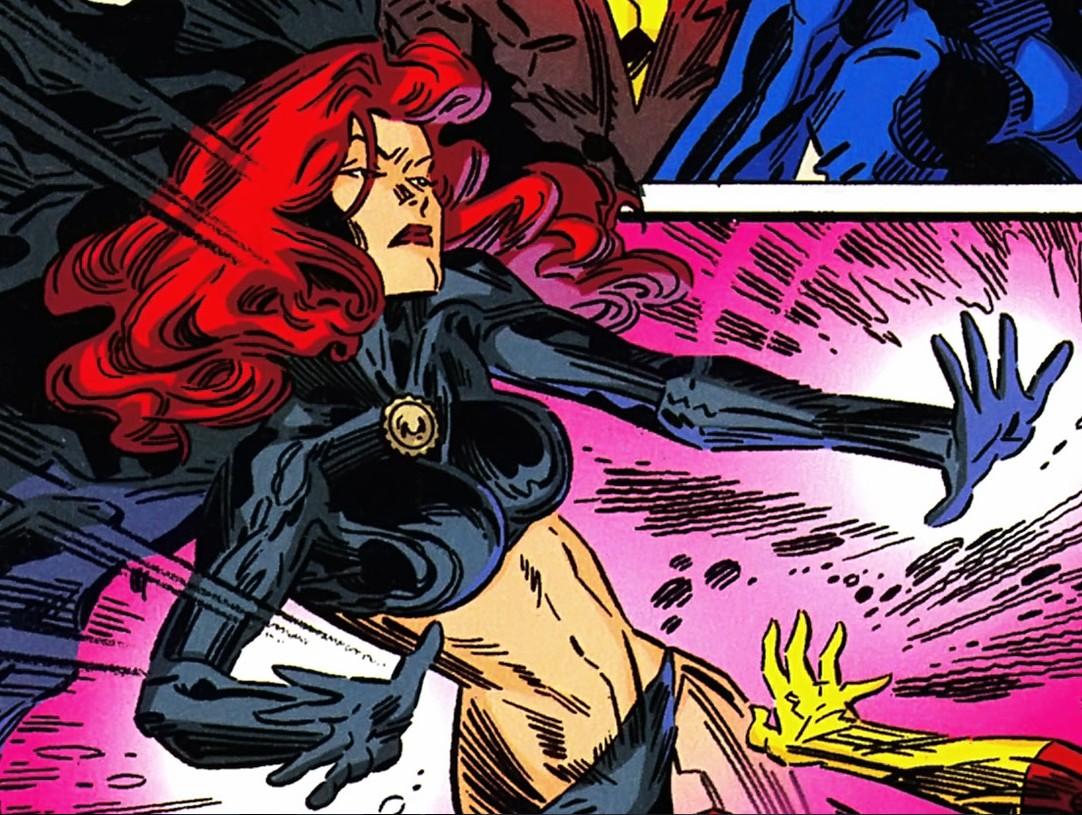 Madelyne Pryor Earth Trn237 Marvel Database Fandom