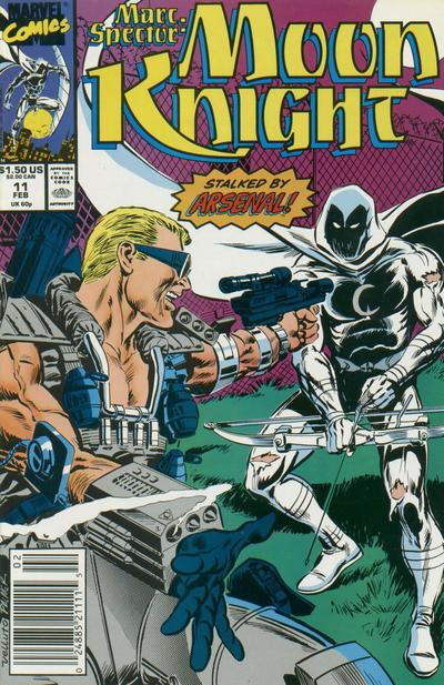 Image result for marc spector moon knight 11