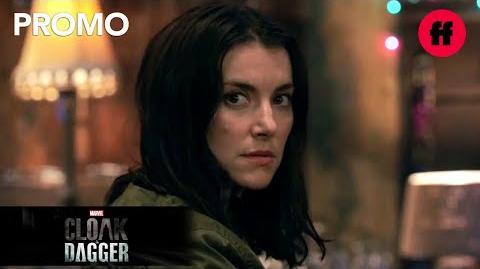 "Marvel's Cloak & Dagger Season 1, Episode 9 Promo ""Back Breaker"" Freeform"
