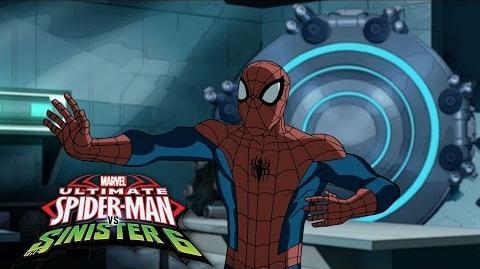Ultimate Spider-Man (Animated Series) Season 4 5