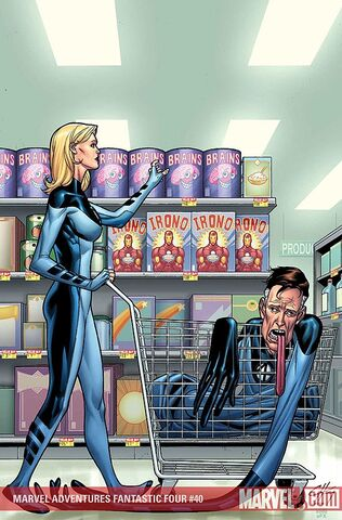 File:Marvel Adventures Fantastic Four Vol 1 40 Textless.jpg