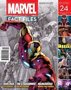 Marvel Fact Files Vol 1 24