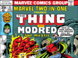Marvel Two-In-One Vol 1 33