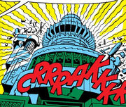 Maximus' Citadel from Fantastic Four Vol 1 48 0001