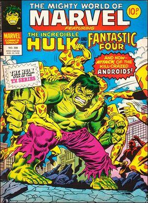 Mighty World of Marvel Vol 1 308