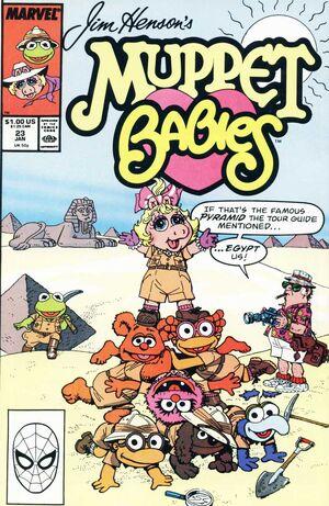 Muppet Babies Vol 1 23