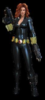 Natasha Romanoff (Earth-TRN258) from Marvel Heroes (video game) 004