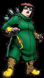 Octavia Otto (Earth-1104) from Web Warriors Vol 1 4 001