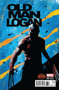 Old Man Logan Vol 1 3 Sorrentino Variant