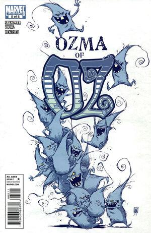 Ozma of Oz Vol 1 5
