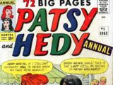 Patsy and Hedy Annual Vol 1