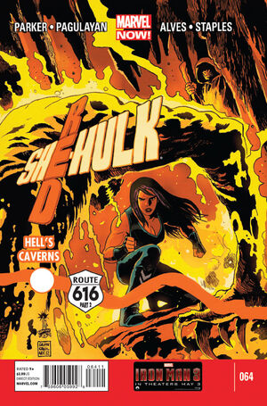 Red She-Hulk Vol 1 64