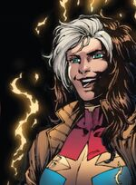 Rogue (Anna Marie) (Earth-9289) from Infinity Countdown Captain Marvel Vol 1 1 002