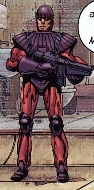 S.H.I.E.L.D. Sentinels (Earth-1610) Ultimate X-Men Vol 1 28