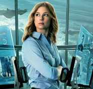 Sharon Carter (Earth-199999) 001
