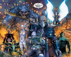 Shi'ar Death Commandos (Earth-616) from X-Men Vol 4 18 001