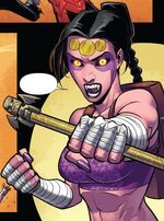 Shiklah (Earth-61610) from Mrs. Deadpool and the Howling Commandos Vol 1 4 001