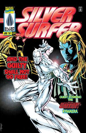 Silver Surfer Vol 3 124