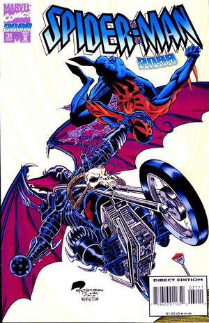 Spider-Man 2099 Vol 1 31