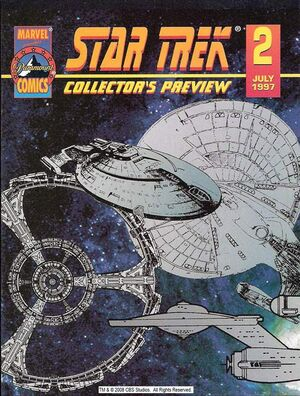 Star Trek Collector's Preview Vol 1 2