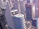 Stark Tower (Columbus Circle, Rebuilt)