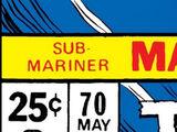 Sub-Mariner Vol 1 70