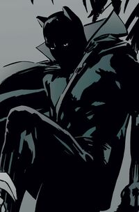 T'Challa (Earth-9997) Earth X Vol 1 4